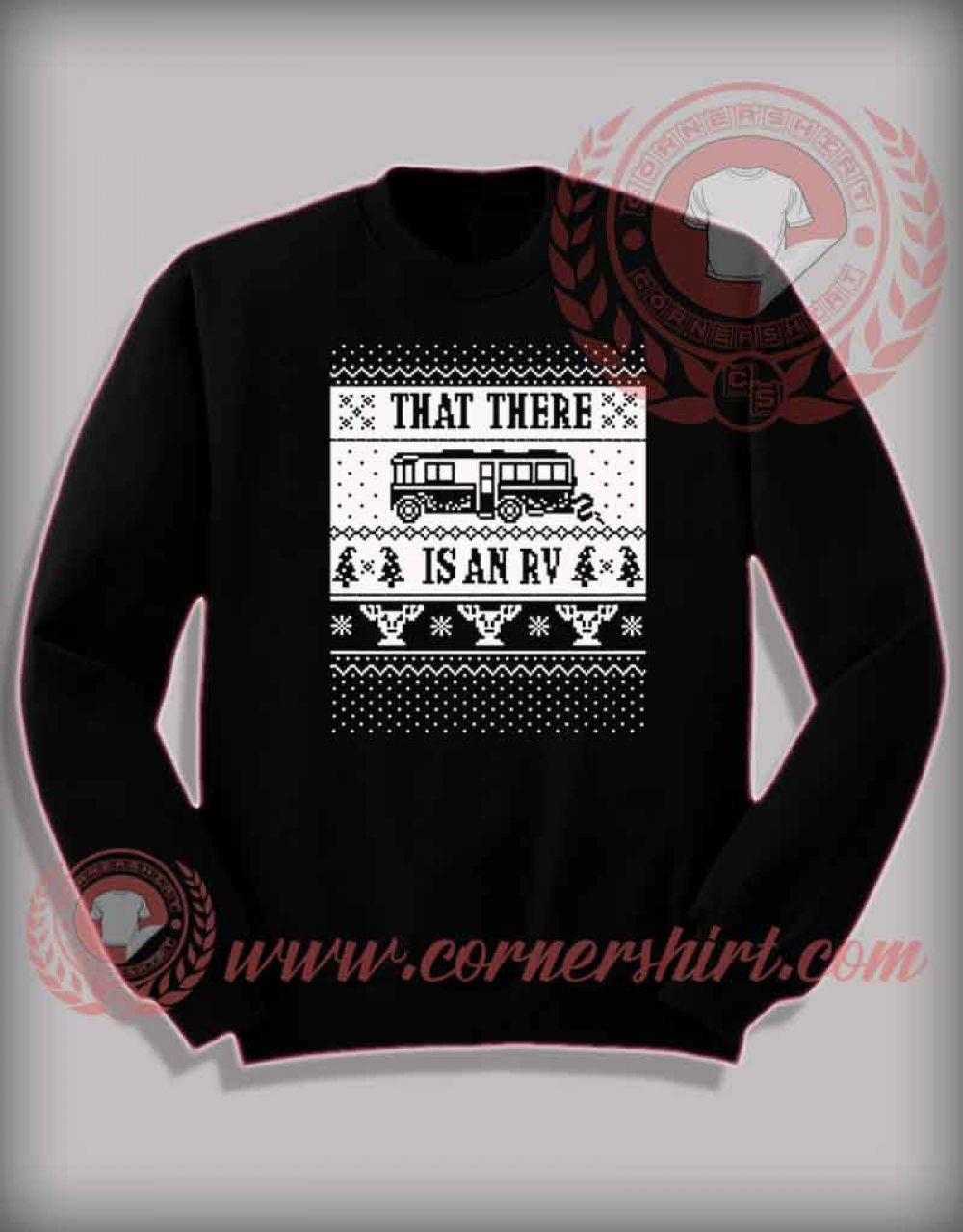 Fotos Cena Navidad Frinsa.That There Is An Rv Sweatshirt Funny Christmas Gifts For Friends