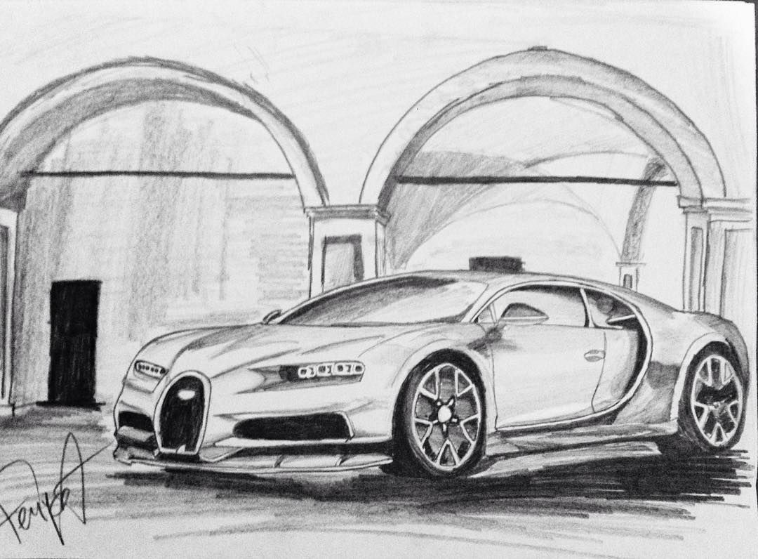 Pin By Christen Lindstrom On Learn Bugatti Chiron Cars Coloring