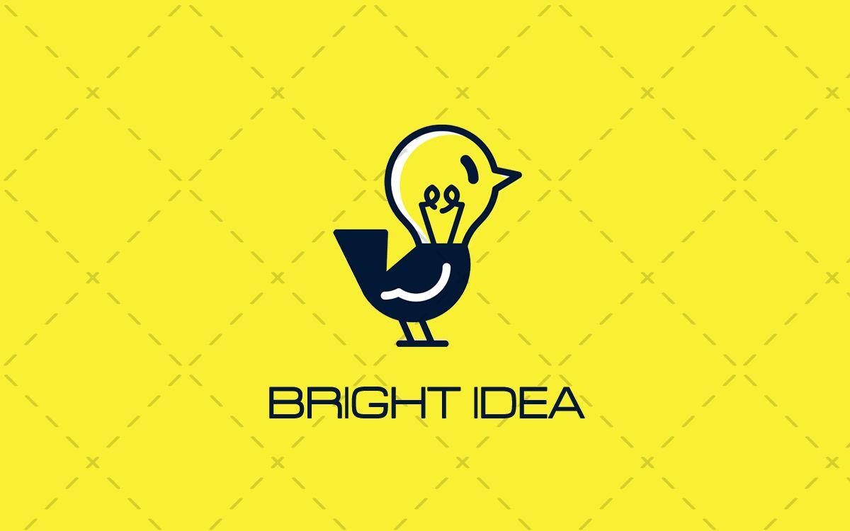 Creative Bird Logo For Sale Vector Logos Logos for sale Buy a Logo PSD Logos logo design logos designs logos for sale