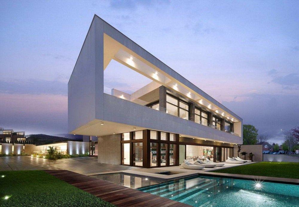 лучшие проекты домов от архитекторов мира фото запрещает есть все