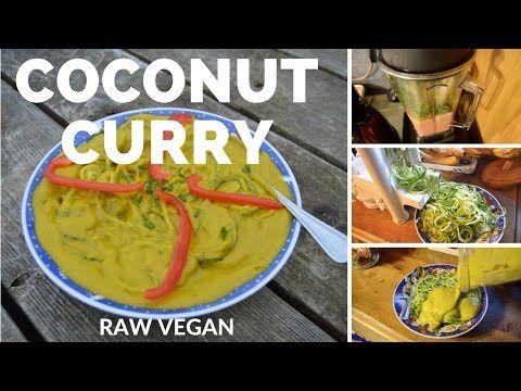 Raw vegan coconut curry recipe youtube ingredients 12 cup raw vegan coconut curry recipe youtube ingredients 12 cup young coconut meat forumfinder Choice Image