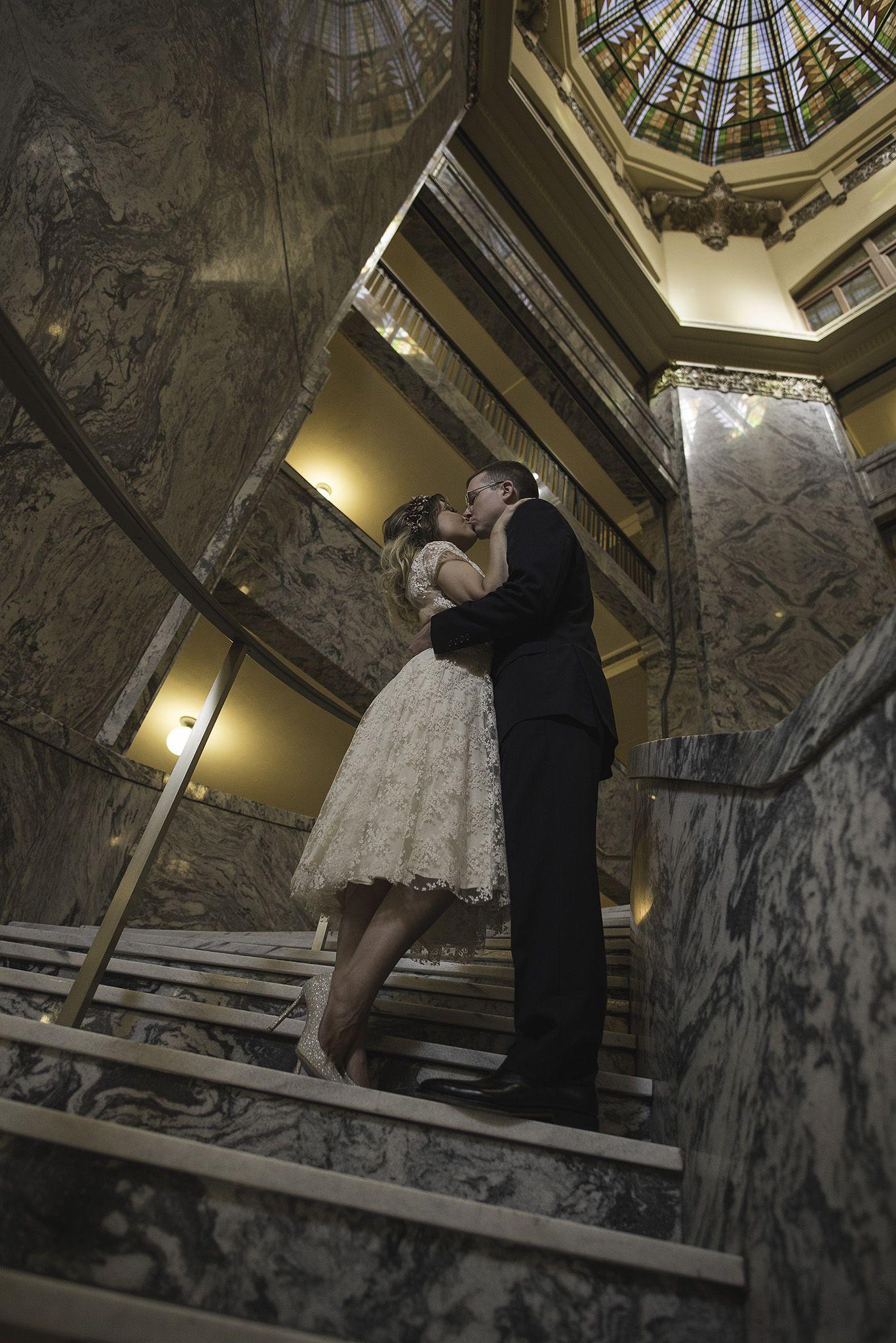 1910 Historic Courthouse Wedding Houston, TX Houston