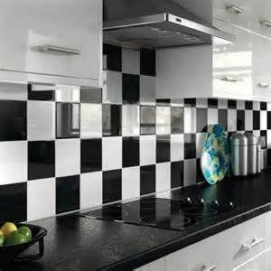 Superb Print 247 Easy Apply 50 Black 6 Inch X 6 Inch Square Bathroom/Kitchen Tile