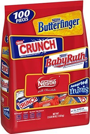 Nestle Assorted Miniatures Bag 40 Ounce 2016 Amazon Most Gifted