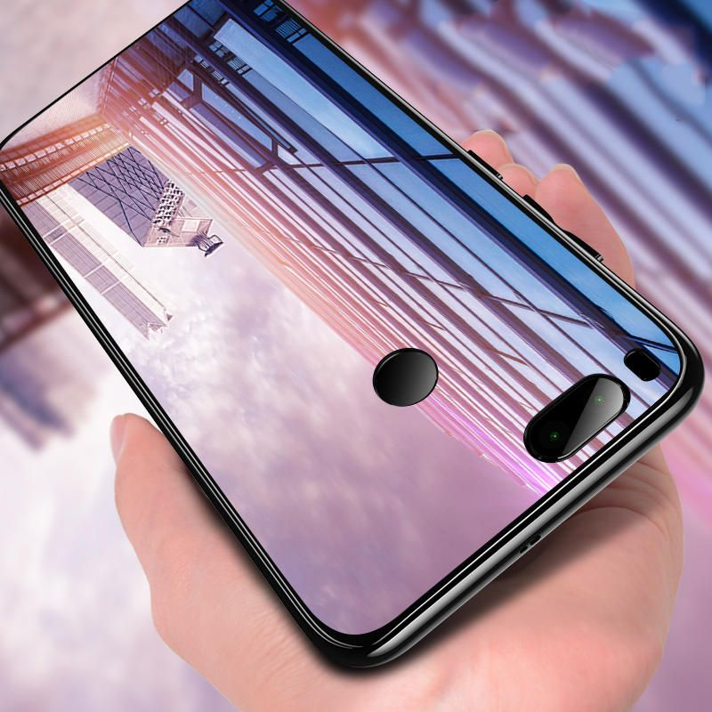 Bakeey Tempered Glass Mirror Back Cover Soft Tpu Frame Protective Case For Xiaomi Mi A1 Xiaomi 5x Mobile Phone Accessories From Phones Telecommunications O Protective Cases Glass Mirror St