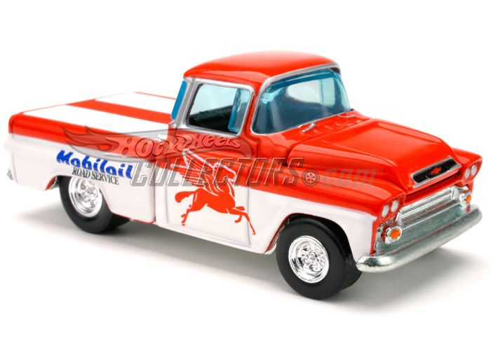 59 Chevy Apache Pickup Hot Wheels Cars Mattel Hot Wheels Hot
