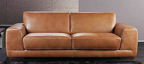 Brown Leather Sofa Natuzzi
