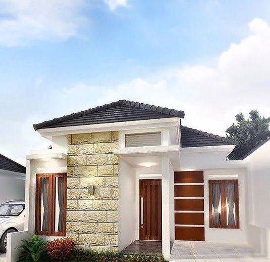 20 Desain Rumah Minimalis Modern 1 Lantai Terbaik 2020 Model Desain Tampak Depan Rumah Minimalis 2 Lantai Yang Model Rum Di 2020 Home Fashion Rumah Minimalis Rumah