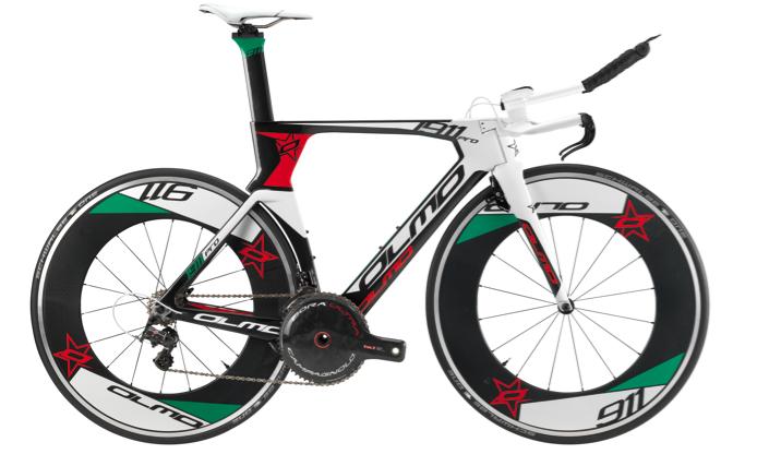 Olmo modellen 2014   Italiaanse Racefietsen