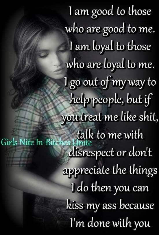 Pin by Kimberly Vasquez on Girl's Nite In   Badass quotes