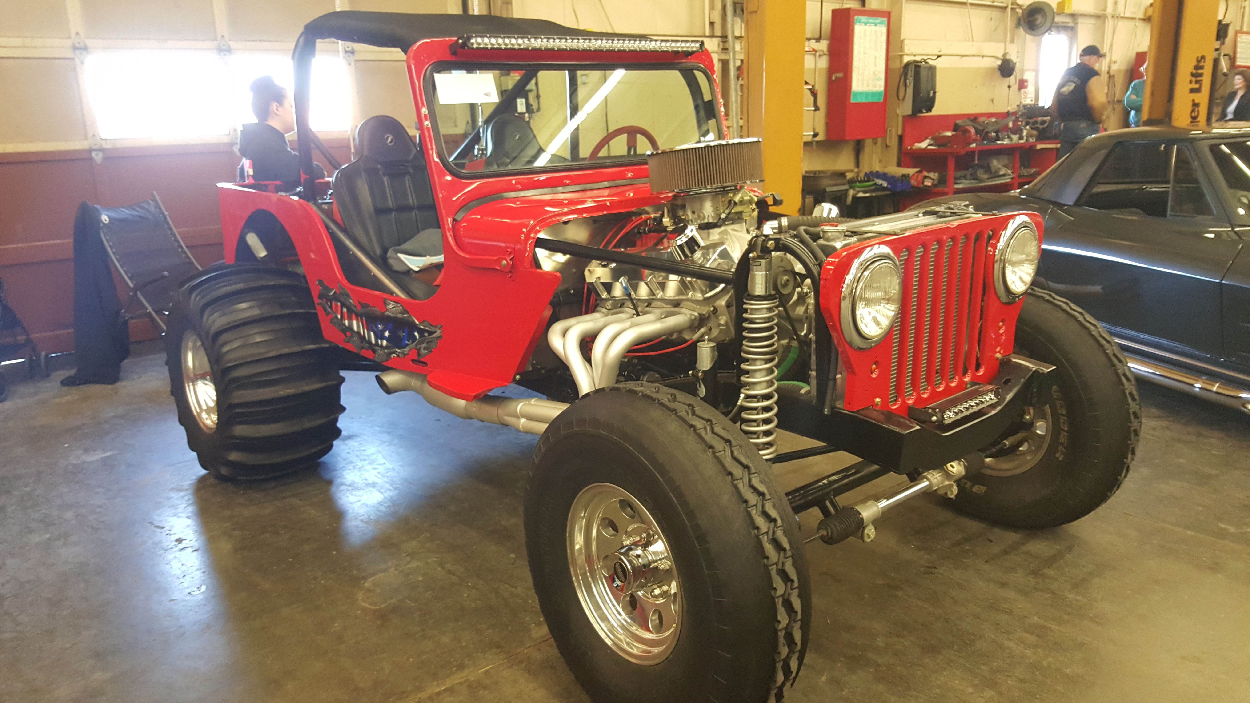 Blueprint engines customer stan cafferty has installed our blueprint engines customer stan cafferty has installed our ps5720ctc in his jeep stan tells malvernweather Images