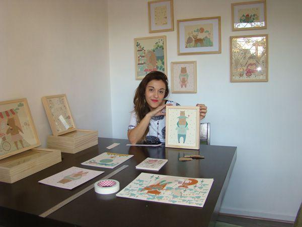 Conoce el trabajo de Carla Barbagallo, creadora de la marca Kirbaa
