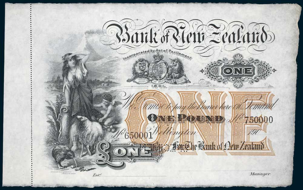 Banknotes - Pre Decimal in 2019   Banknotes - New Zealand - MAD On