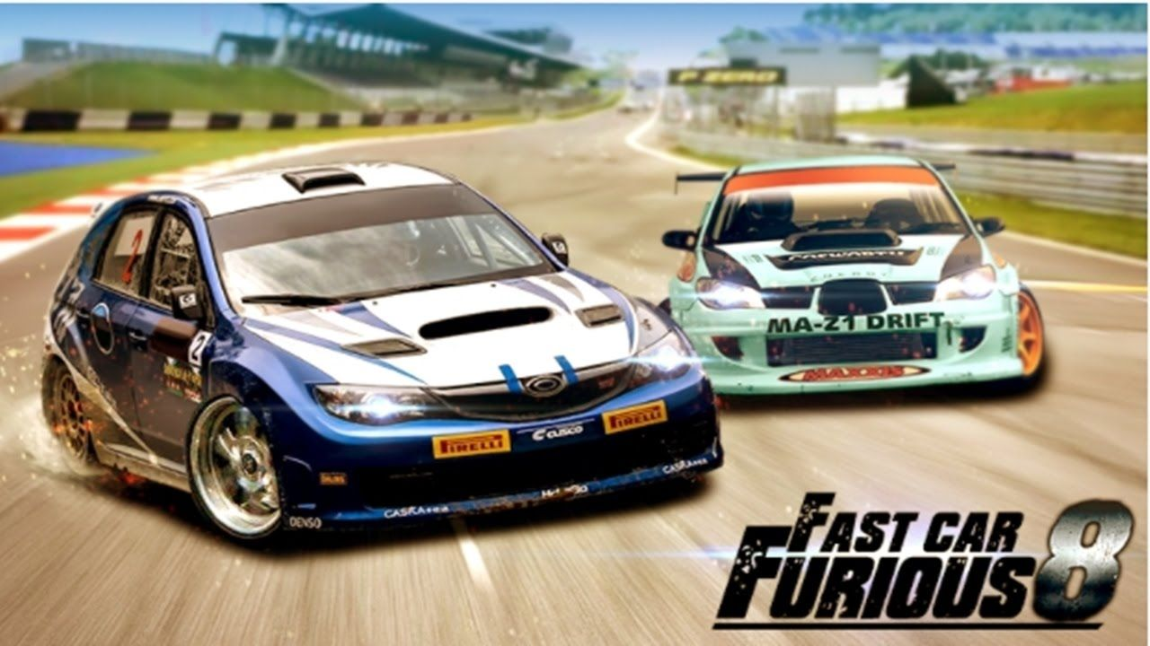 Fast Car Furious 8 (by Racing.Inc) Videos Games for Children ...
