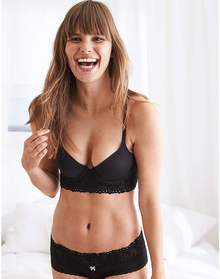 3e5e44e27 Bridget Demi Coverage Push Up Bra in 2018