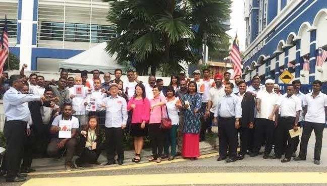 NGO India lapor polis Himpunan Baju Merah - http://malaysianreview.com/143850/ngo-india-lapor-polis-himpunan-baju-merah/