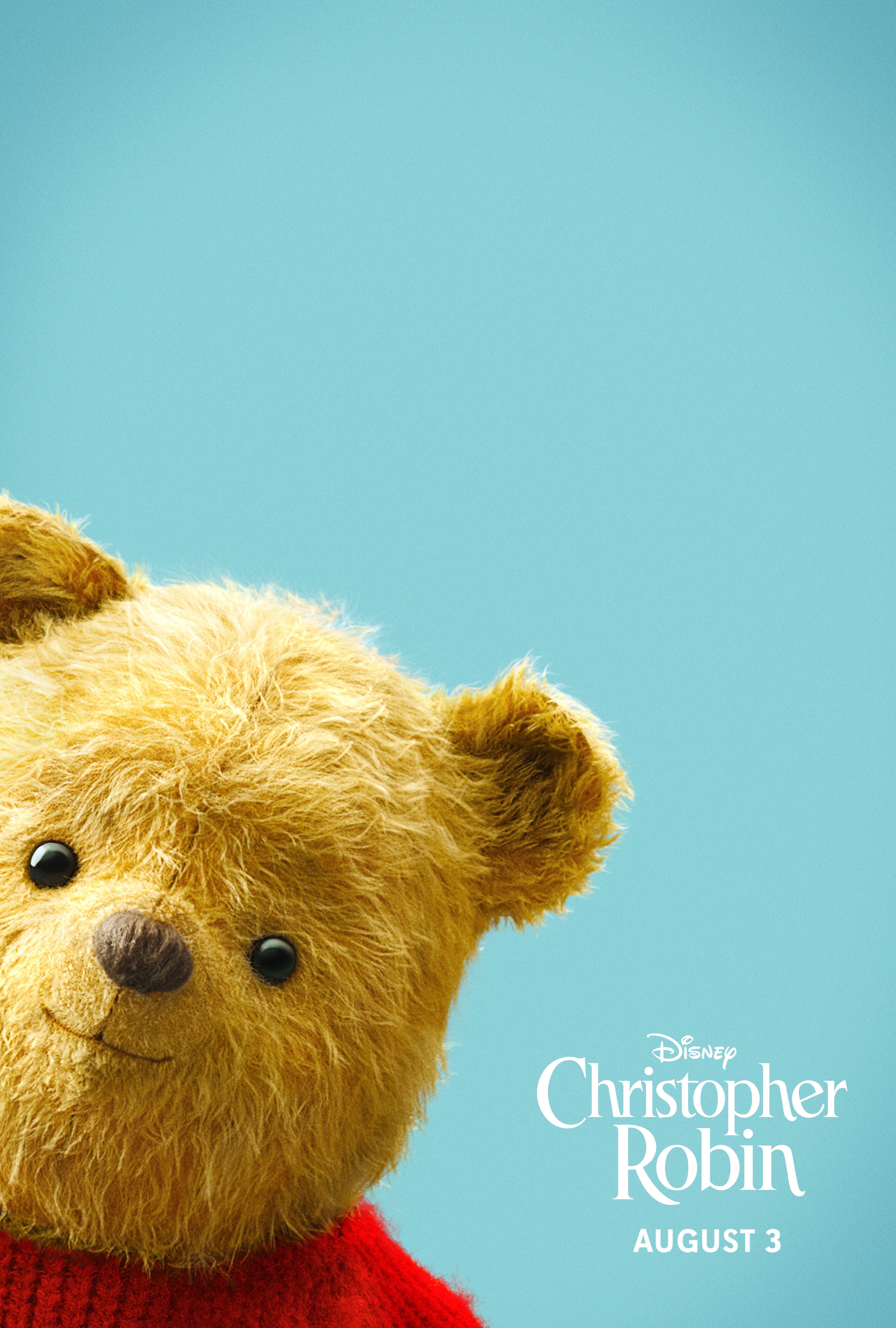 See #ChristopherRobin in theatres August 3. | Winnie De Pooh ...