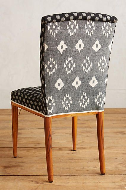 Elza Ikat Dining Chair Dining Chairs Chair Dining