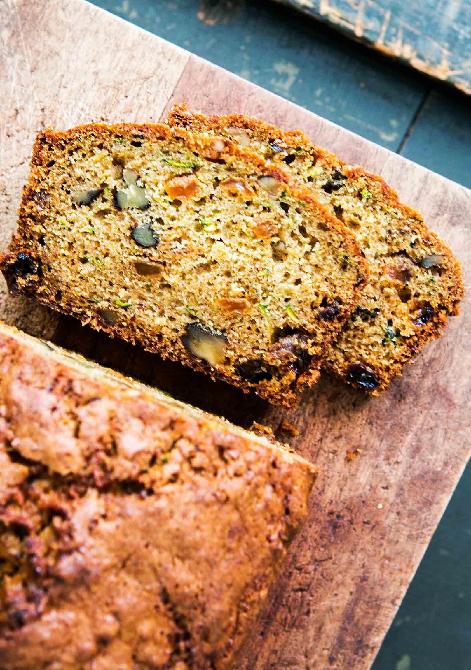 Zucchini Bread With Pineapple Recipe In 2020 Zucchini Bread
