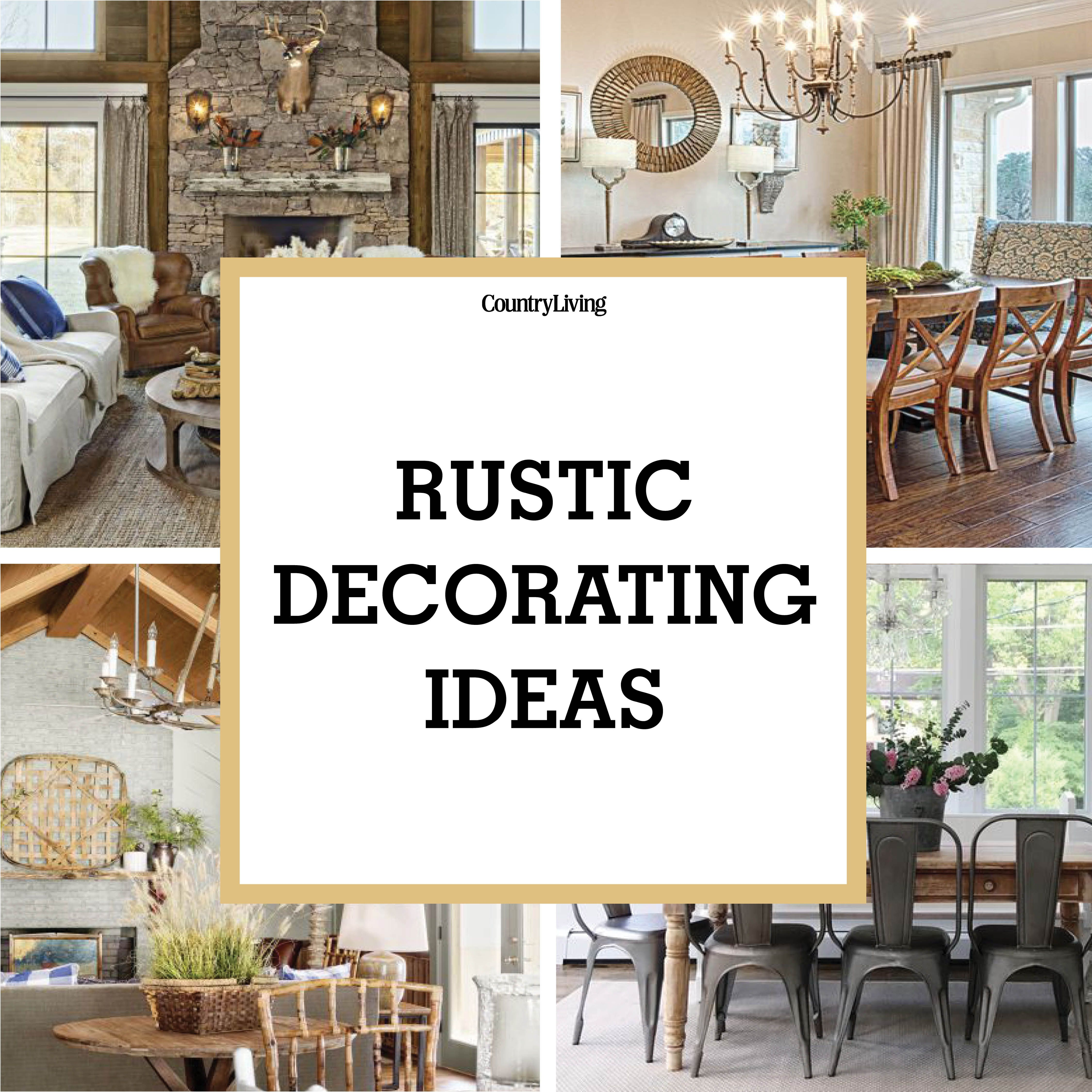 12 Rustic Dining Room Ideas: 12 Rustic Chandeliers That Will Beautifully Light Up Your