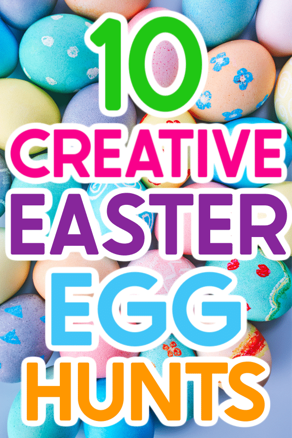 10 Creative Easter Egg Ideas Kids of All Ages Will Love