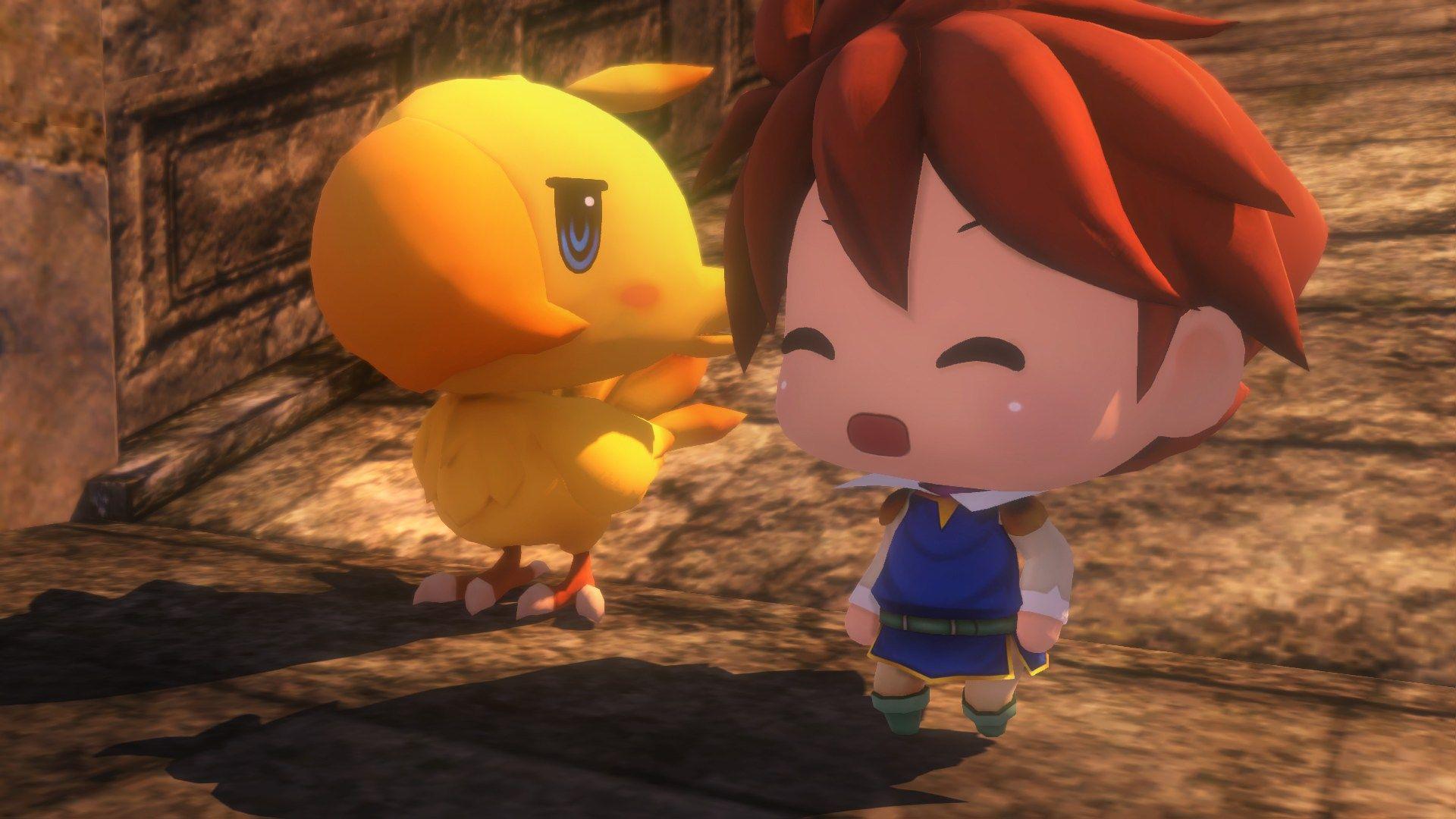Square Enix ha publicado nuevas imágenes de World of Final Fantasy en las que se muestra el entorno por el que viajaremos y algunas mazmorras.