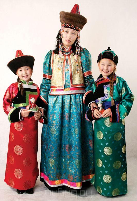 Татарский национальный костюм, история, составные элементы