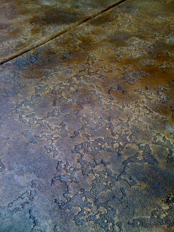 Floor And Decor Pool Tile Deas Floor Decormemphis Acid Stained Concretedecorative Scored