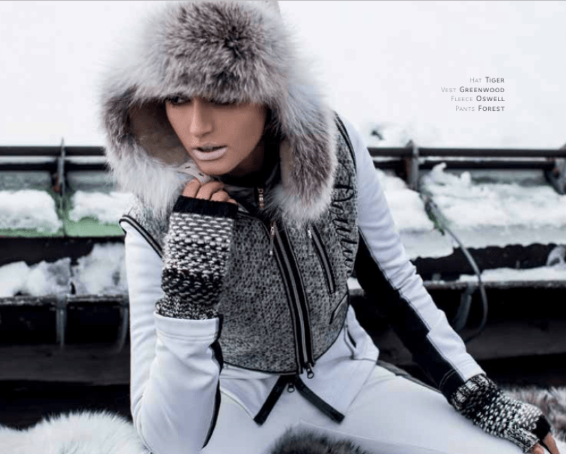 sportalm ski wear 2016 collection snow magazine women with grand style pinterest ski. Black Bedroom Furniture Sets. Home Design Ideas