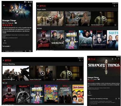 descargar Netflix 3 9 1 build 4105 para disfrutar de Smart TV