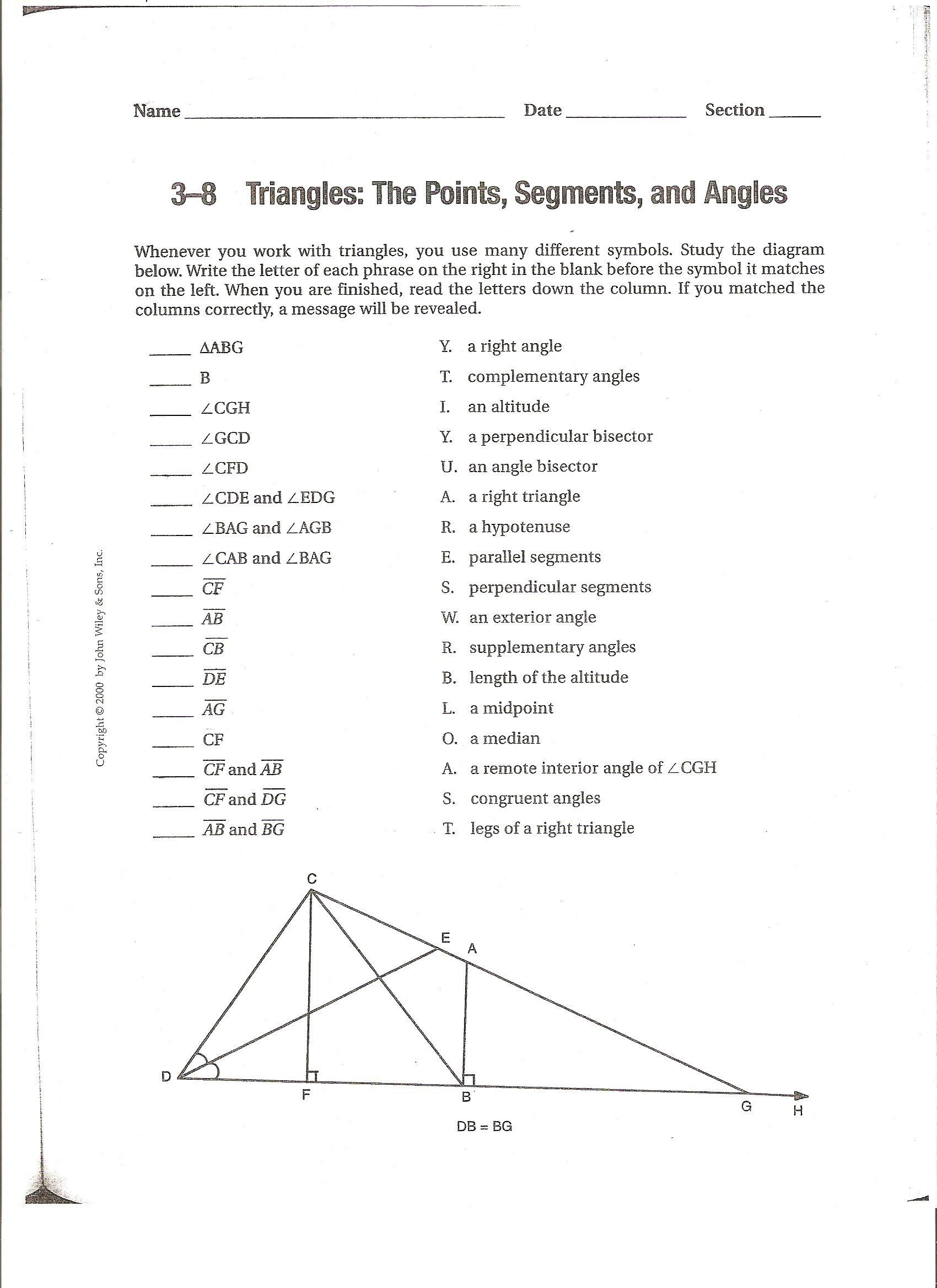 Accomplishedreadable Polygons Worksheet