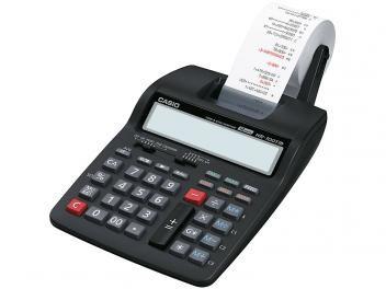 Calculadora com Bobina - Casio HR-100TM