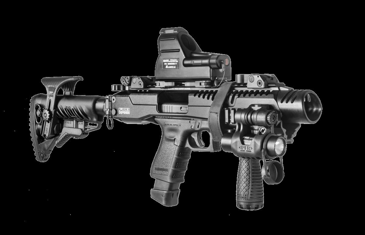 Fab Defense Generation 2 KPOS Fully Aluminum Conversion Kit
