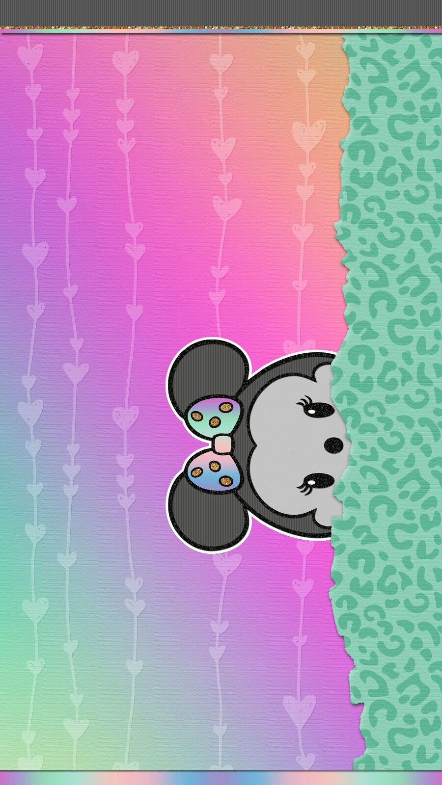 Minnie Tsum Tsum wallpaper iphone Cute walls by me♡ in