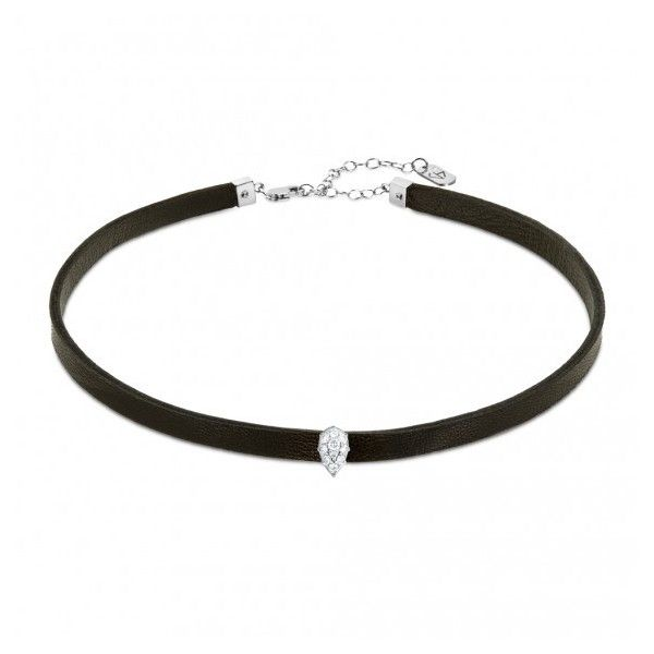 Empress Hyde Choker (€1.310) ❤ liked on Polyvore featuring jewelry, necklaces, druzy necklace, charm jewelry, charm necklace, druzy jewelry and chains jewelry