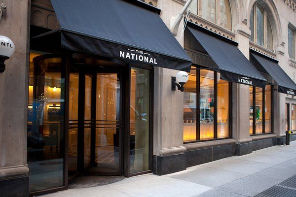 The National Geoffrey Zakarian S Nyc Restaurant Restaurant New