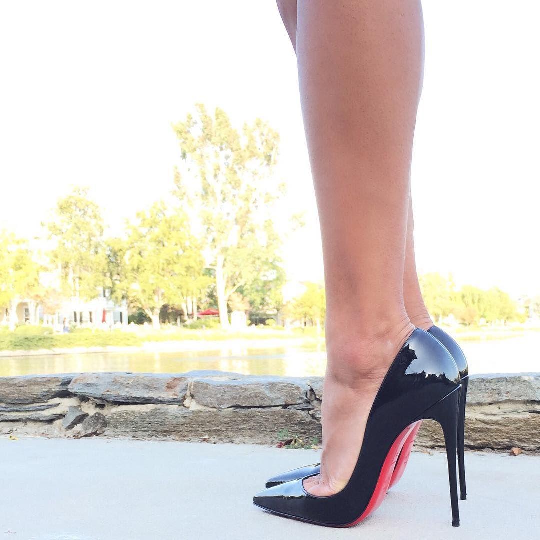 heels, Christian louboutin