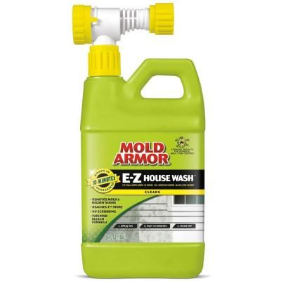 Mold Armor 56 Oz House Wash Hose End Sprayer Fg511 At The Home Depot House Wash Mold Remover Cleaning Mold