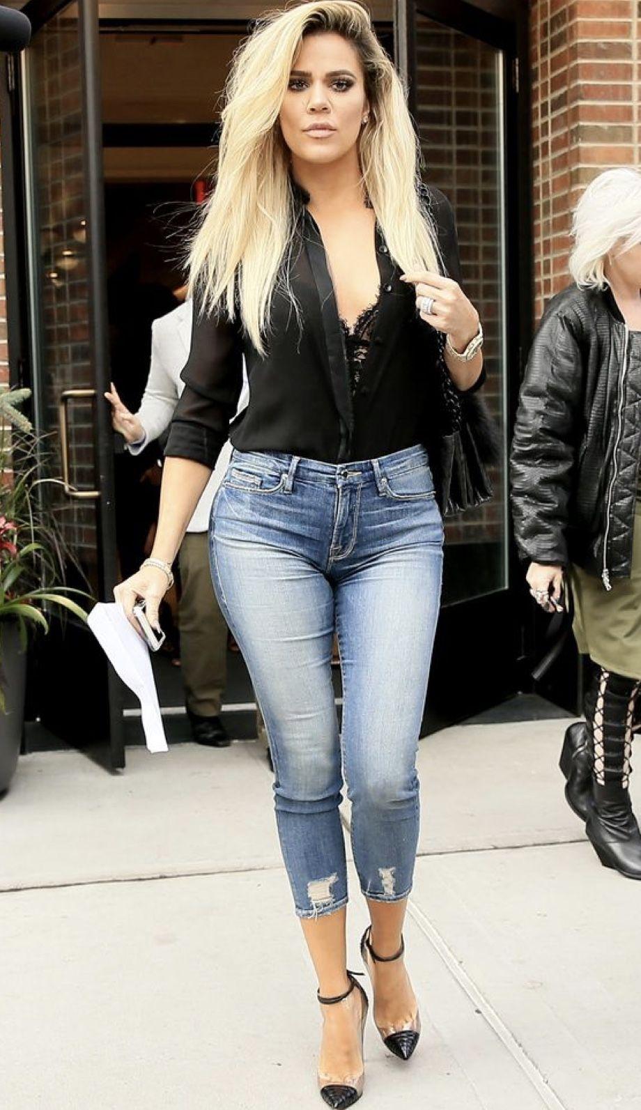 744df19990 Khloe Kardashian Style