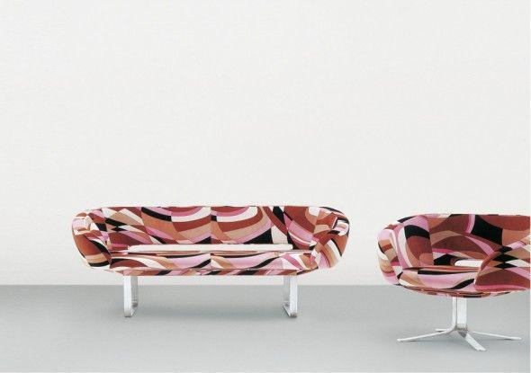 Cappellini Sedie ~ Cappellini rive droite & pucci sofa projects patrick norguet