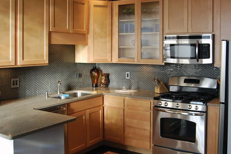 Bargain Outlet Kitchen Cabinets Sheffield Honey Cabinets | Prefab kitchen cabinets, Assembled