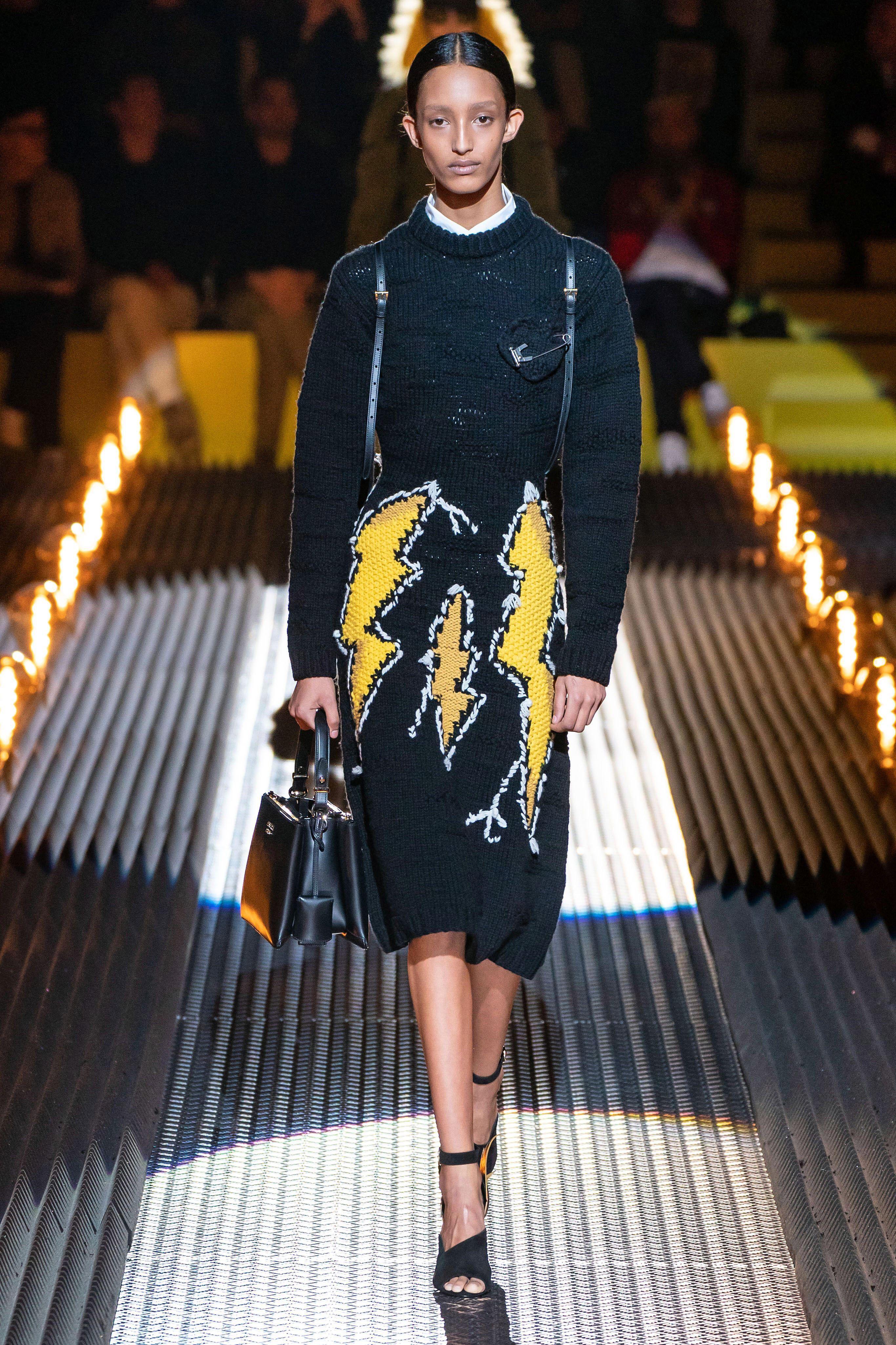 Prada Fall 2019 ReadytoWear Fashion Show Collection See