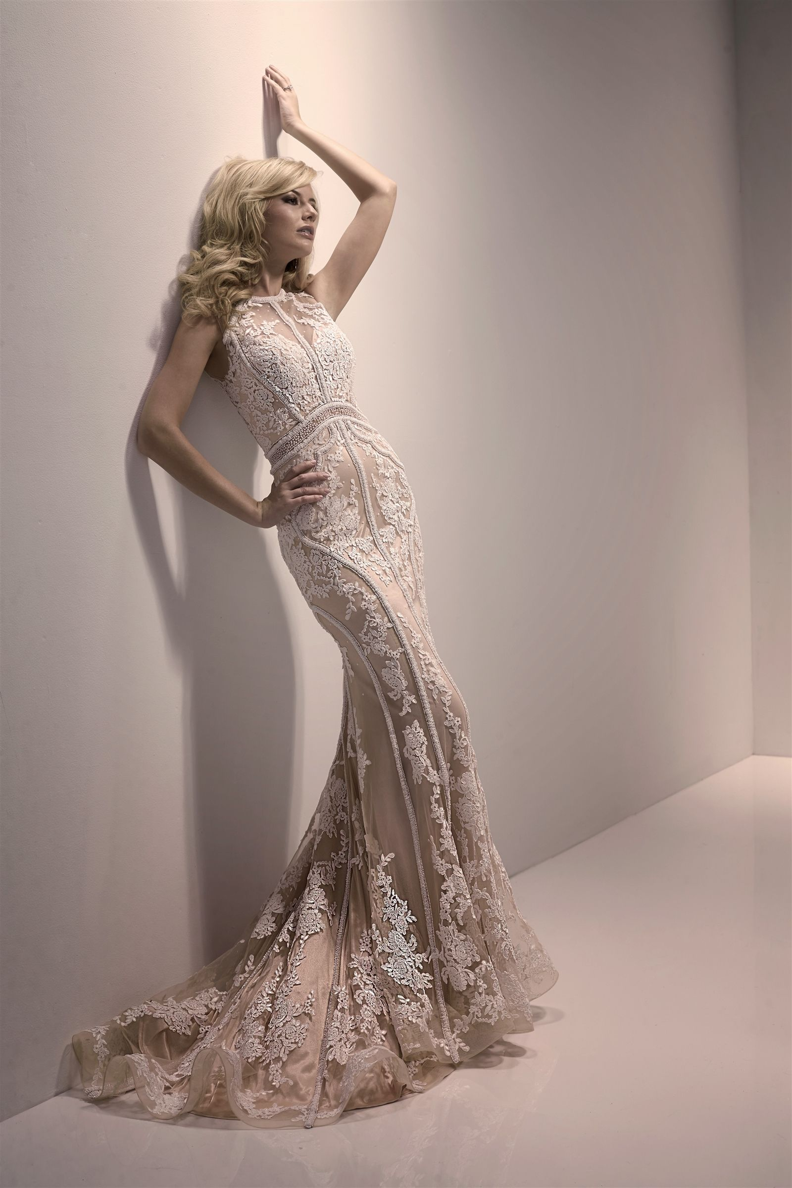 JACQUELIN BRIDAL/EXCLUSIVE COLLECTION 19018. AVAILABLE @ LOW\'S ...