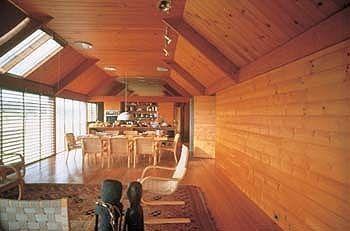 Verandah House, Glenn Murcutt Controls Light With Louvers