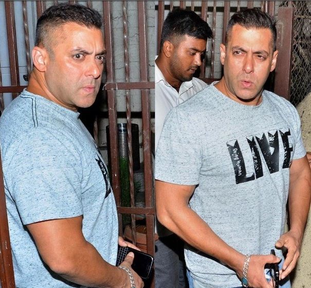 Salman Khans Shocking New Haircut Check It Out Fashion