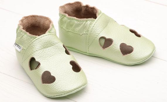 91b007ce3113c Baby shoes Leather baby shoes Summer, Leather toddler moccasins ...