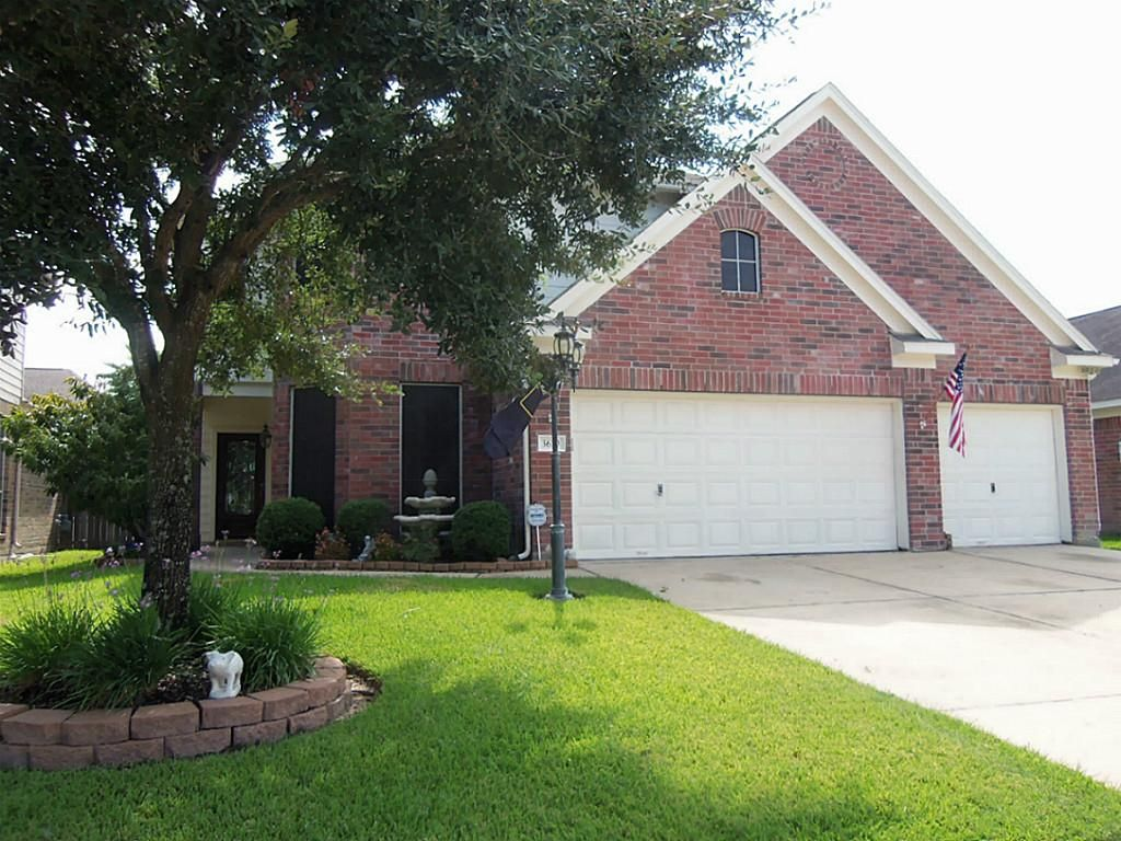 Great home for sale in Katy!! Many upgrades, ready to sell!