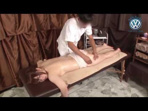 How To Give A Complete Body Japanese Oil Massage Therapy Watch Video