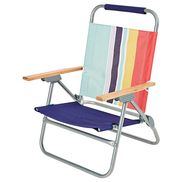low folding beach chair in a bag - Beach Lounge Chairs