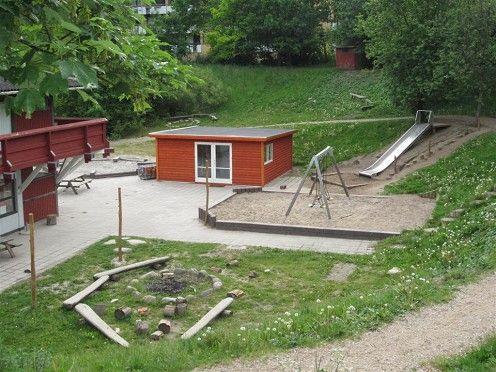 Børnehaven - Børnehuset Bullerby